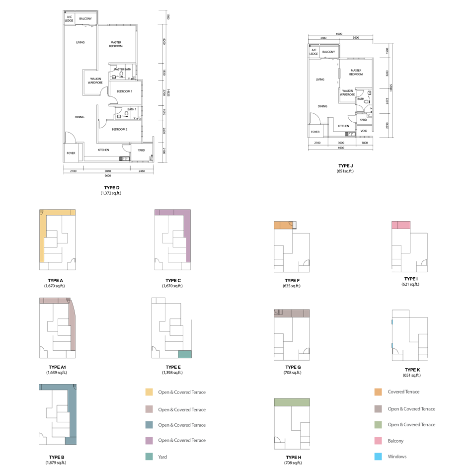 Hijauan saujana floor plan Program for floor plans